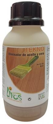 Eliminador de aceite y cera - Livos - TEKNO_539