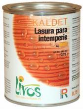 Lasura para intemperie - Livos - KALDET_281
